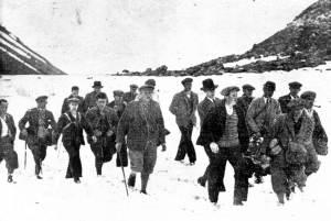 1928 Search in Glen Einich