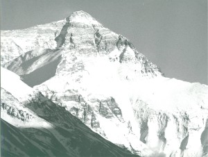 Everest from the North