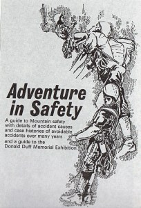 Donald Duff Memorial Expedition Poster
