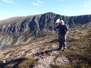 Hat's off to the Cairngorms and Lurchers crag.