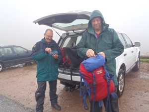 How wet a start in the Cairngorms?
