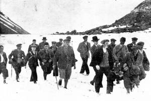 1928 Rescue part - we follow in footsteps of giants