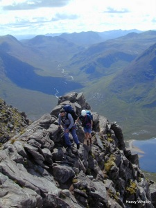 Great days on An Teallach