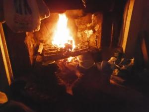 Bothy Fire!