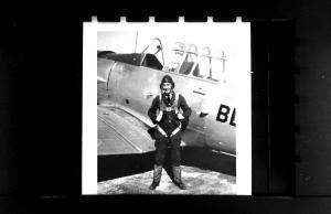 Philip Lionel Bennett Paterson (23), Pilot, RAFVR.