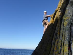The big man in the sun Costa Moray