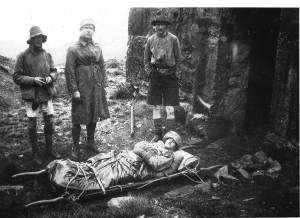 1934 Rescue CIC Hut Ben Nevis.
