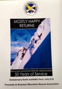 Mostly Happy Returns Braemar Mrt 50 th Anniversary.