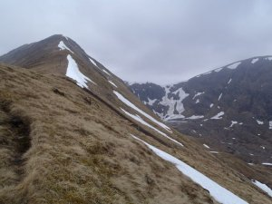 On the Affric Ridge Mam Sodhail