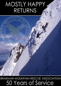 Braemar MRT 50 Th Anniversary Book.