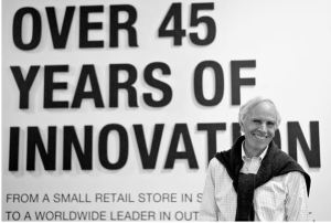 Over 45 years of innovation