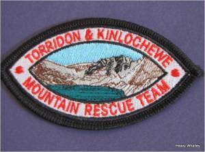 Torridon mrt badge