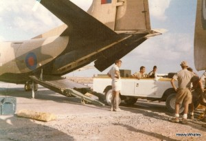 1973 Desert Rescue Andover Move
