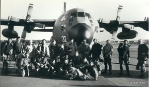 1979 Ben Lui Crash - Flew in from RAF Valley