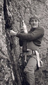 Wee Jock Cameron my mentor what a lad great climber and pal - where is he now?