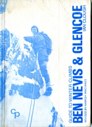 1976 Ben Nevis and Glencoe my classic guide