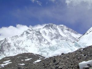 The unclimbed Ridge