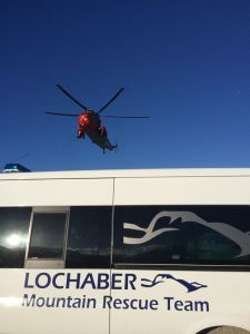 Lochaber MRT Photo - Farewell