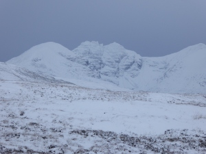 Great view of An Teallach