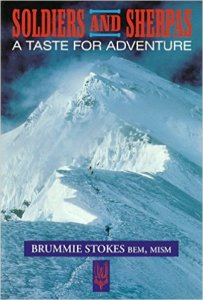 Soldiers and Sherpas! Hard book to get hold off.