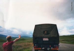 TEALLACH TRAVELS LMRT 1986