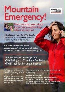Emergency text