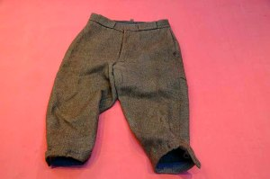 Hairy breeks - the issue of the day!