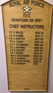 Some great Characters on this board - we made life hard at times during our Annual winter Courses !
