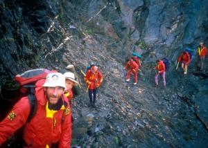 1993 treking party