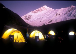 Diran Base Camp