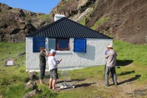 The Coruisk hut JMCS - A MAGIC SPOT
