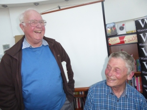 The Badger Ray Sunshine Sefton and Spike top men.