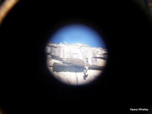 Rescue on El Cap