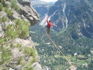 Crazy things happen in Yosemite