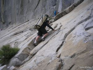Big bags on El Cap