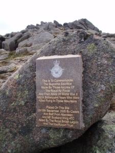 memorial Ben A Bhuird