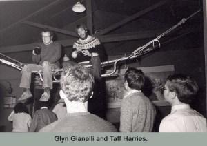 Taff Glynn Stetcher