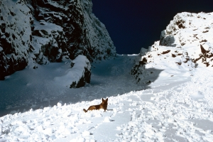 Winter Skye on Blaven