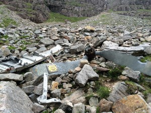 2016 The Memorial on Beinn Eighe