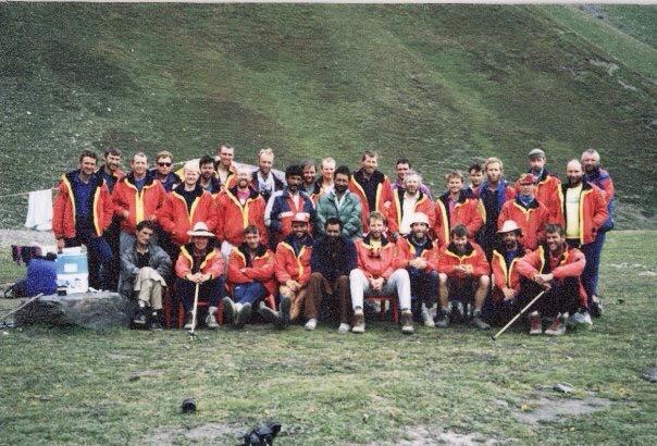1993 Diran Peak