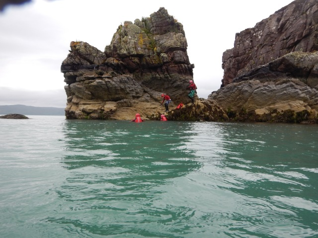 The stunning coast even in the rain lots of new adventures and wild life to see an amazing day.