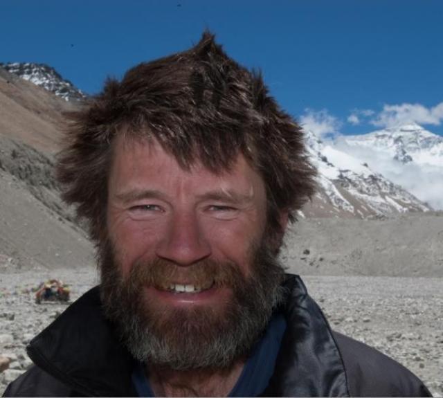 Guy on Everest