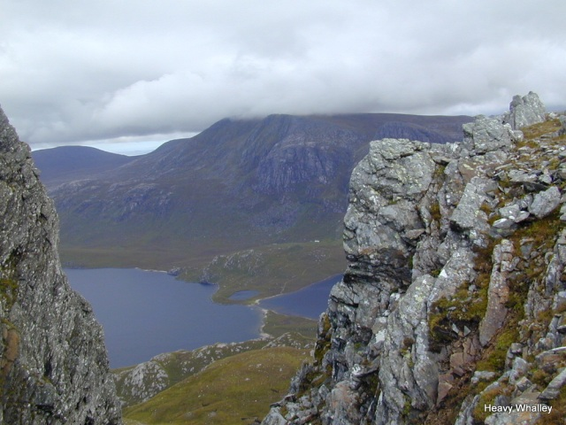 The Fisherfield wilderness.