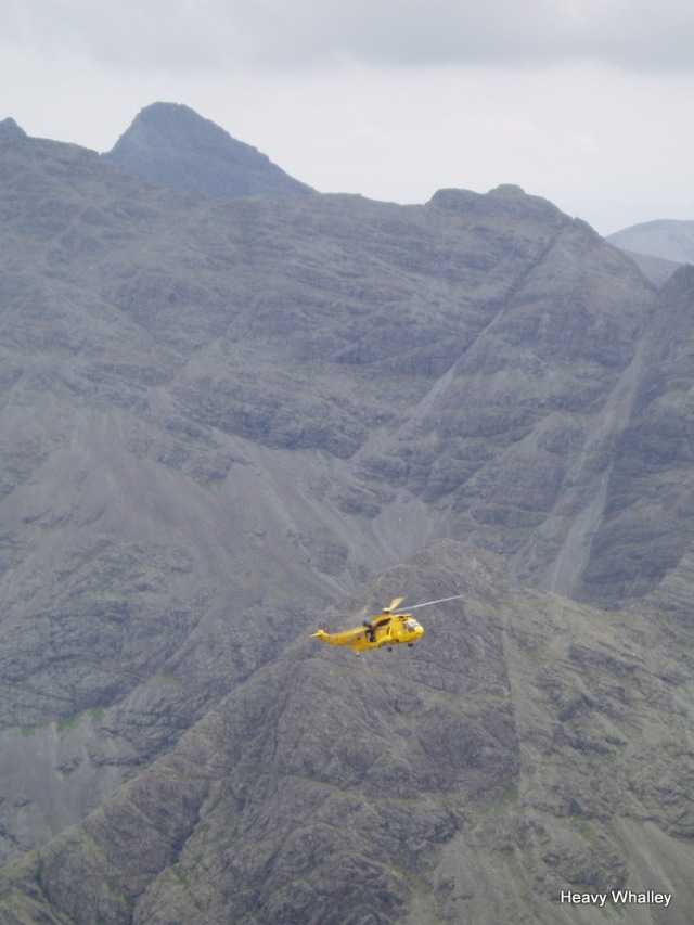 The way to travel in Skye.