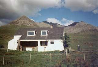 The Glenbrittle Hut Isle Of Skye
