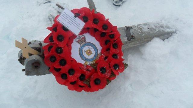 2011-march-beinn-eighe-wreath