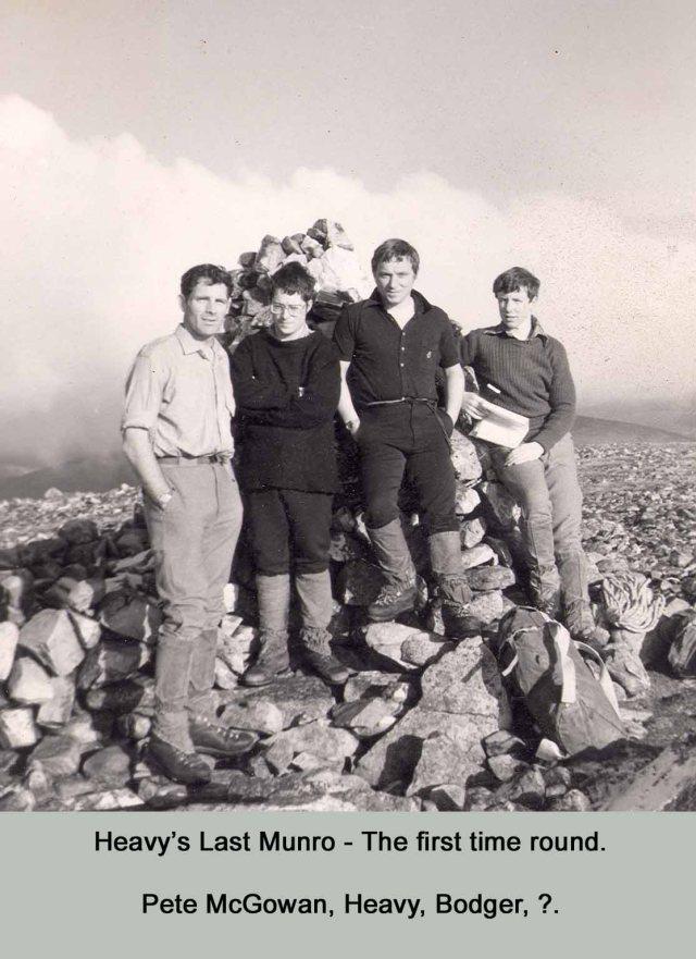 1976 My final Munro