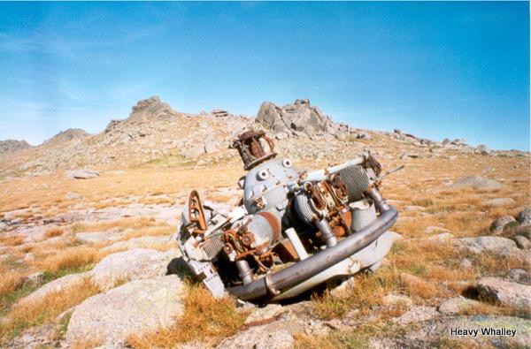 Cairngorm wrecks