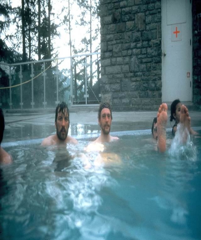 Hot Pool relax - Pete Kay, Mark Cheeky Sinclair, Heavy.