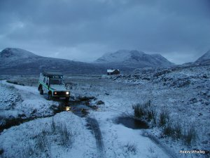 Culra Botjy no longer in use in the wilds of Beinn Alder